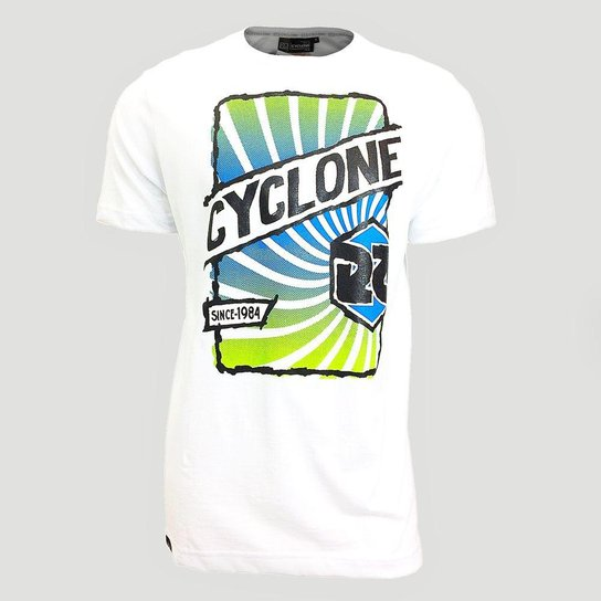 Camiseta Cyclone Aspiral Masculino - Compre Agora  bcd487bc54139