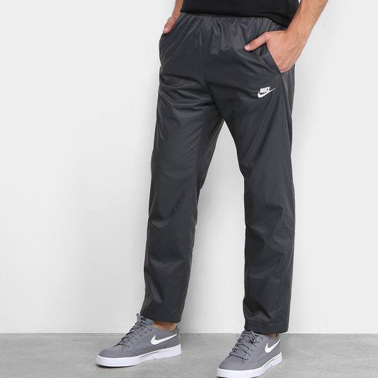 5fb39b94ff Calça Nike Nsw Track Masculina - Branco - Compre Agora