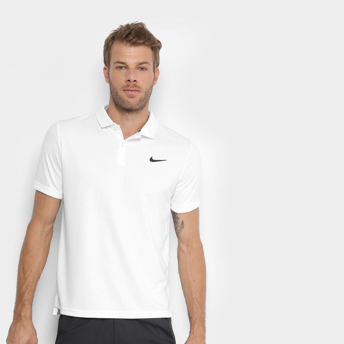 Camisa Polo Nike Dry Team Masculina