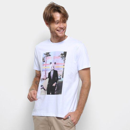 50b9c4af6f Camiseta Long Island Surf Without Limits Masculina - Branco - Compre ...