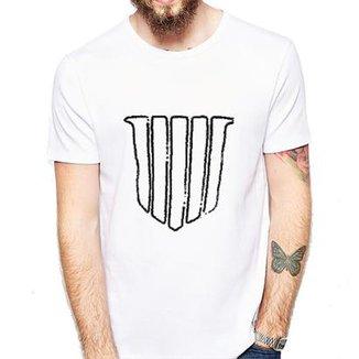 1f80872703 Camiseta Coolest Escudo Masculina