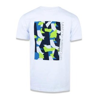 62efc80e9 Camiseta Minnesota Timberwolves NBA New Era Masculina