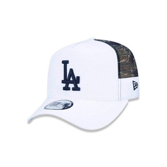 Boné 940 Los Angeles Dodgers MLB Aba Curva New Era - Compre Agora ... 5d5f84ab4ca