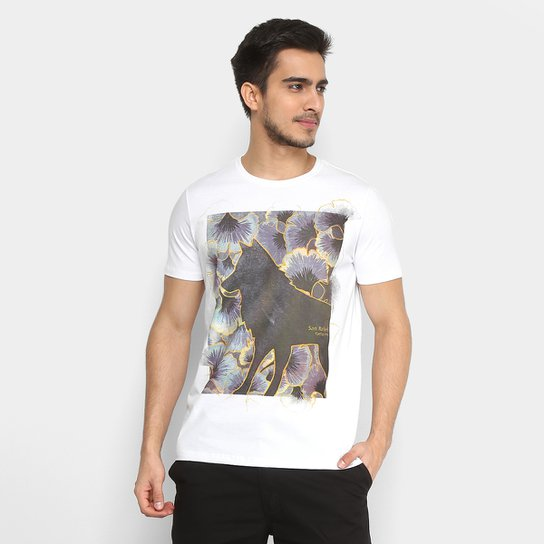 32be29f4ff Camiseta Acostamento Lobo Masculina - Compre Agora