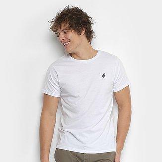 22c6b1b980 Camiseta Polo UP Gola Careca Masculina