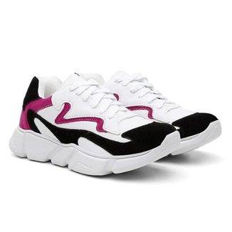 512982e52b Tênis Chunky Sneaker Casual Feminino
