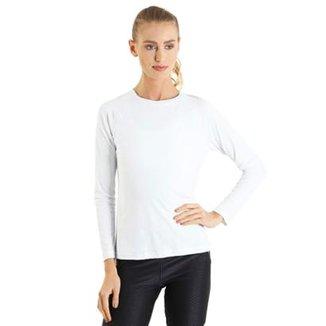7940a830d8 Camiseta Liquido Manga Longa UV+ com Repelente - Masculina