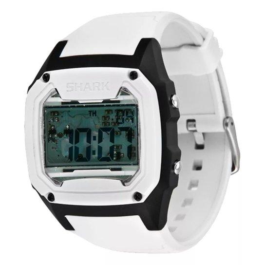 195043fd1de Relógio Freestyle Killer Shark Skeleton Masculino - Compre Agora ...