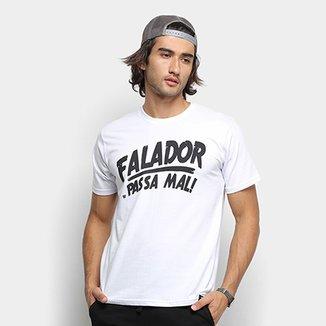 0d1fd45356 Camiseta Toiss Falador Passa Mal