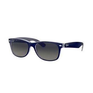 34ebcd6c9 Óculos de Sol Ray-Ban RB2132 New Wayfarer Color Mix