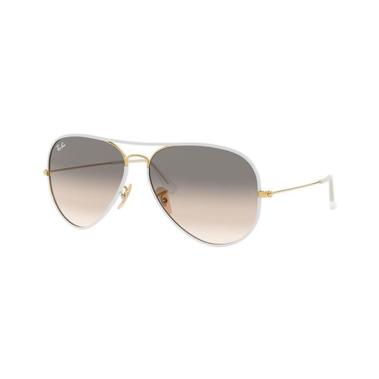 8ce3ee00f Óculos de Sol Ray-Ban RB3025JM Aviator Full Color   Zattini