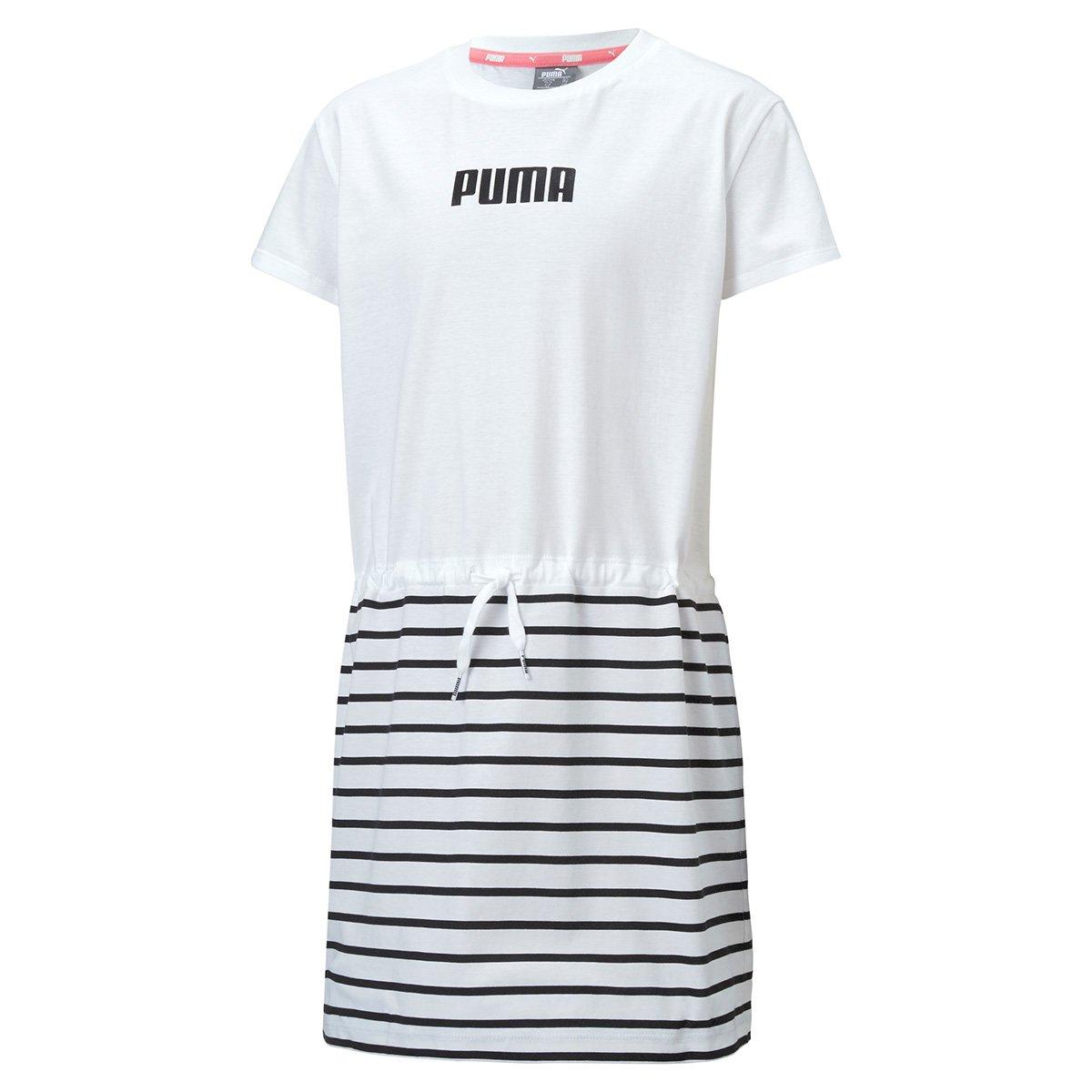 Vestido Infantil Puma Curto Alpha Dress