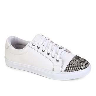 ba3f71bfe98 Tênis Couro Shoestock Nobuck Wild Onça Feminino · Confira · Tênis Couro  Shoestock Soft Crystal Feminino