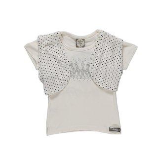 Camiseta Manga Curta Infantil Imports Baby Feminina 19ad4d3a04