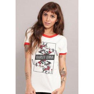 7f4db2f07f Camiseta Bandup! Harley Quinn Danger Card