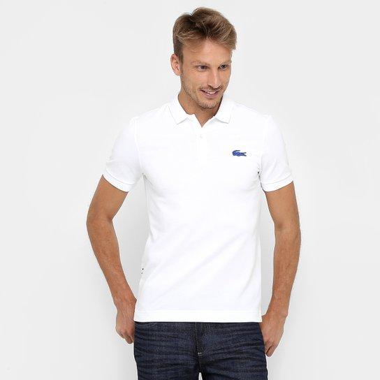 8758e41419adb Camisa Polo Lacoste Piquet Lisa Ultra Slim Fit - Compre Agora