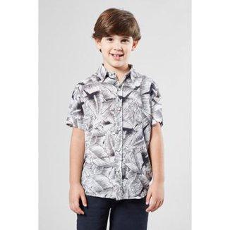 21fe52b5aa Camisa Infantil Mini Pf Bananal Mono Mc Reserva Masculina