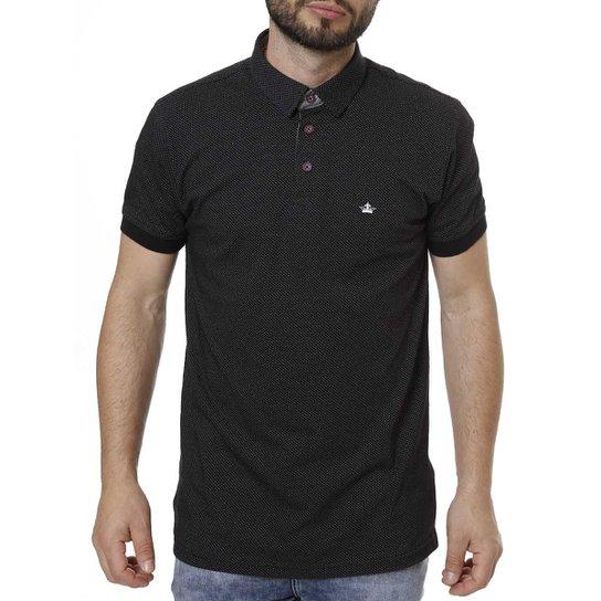 Camisa Polo Manga Curta Masculina - Compre Agora  37cf287a84529