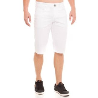 f3f229d605 Bermuda Jeans Osmoze Middle Plus Masculina