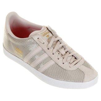 84cf45a040f Tênis Adidas Gazelle Og W