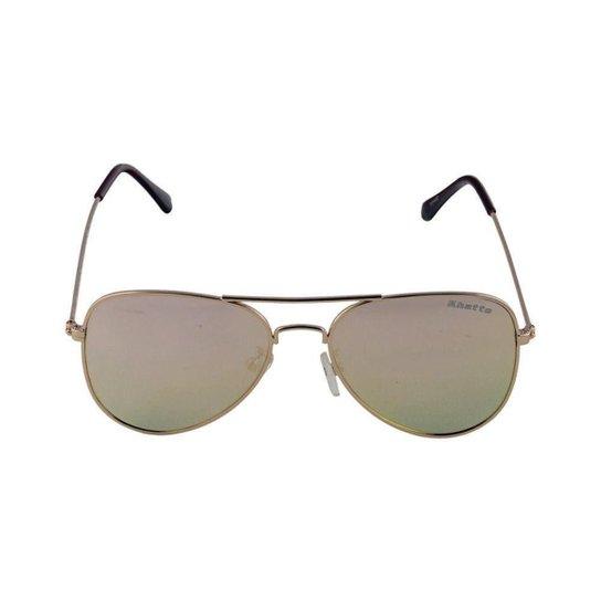1a0be1bb4314e Óculos de Sol Khatto Aviador Station Feminino - Compre Agora   Zattini