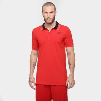 97474b3f03 Camisa Polo Adidas Originals ESS Masculina