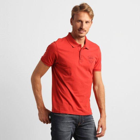 9678cb3beb Camisa Polo Guess Básica - Compre Agora