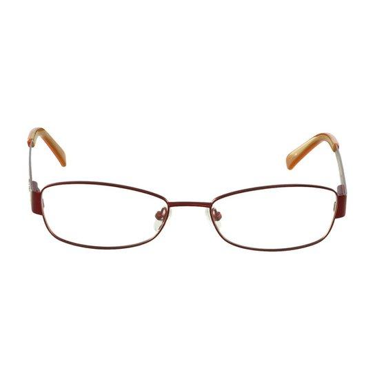 Óculos de Grau Guess Fashion - Vermelho - Compre Agora   Zattini 5eb2b2ad77