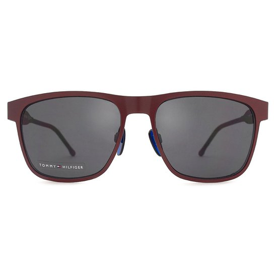 328f0f2f1 Óculos de Sol Tommy Hilfiger TH Masculino - Vermelho | Zattini
