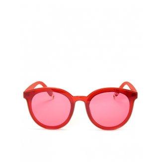 Óculos Amaro De Sol D-Frame Detalhe a8745aaf6d