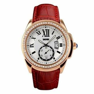 bfa81efe0f Relógio Skmei Analógico 1147