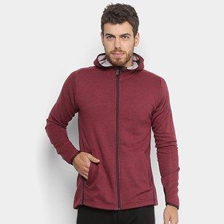 507806de5c5 Jaqueta Adidas Fl Prime Hoodie c  Capuz Masculina