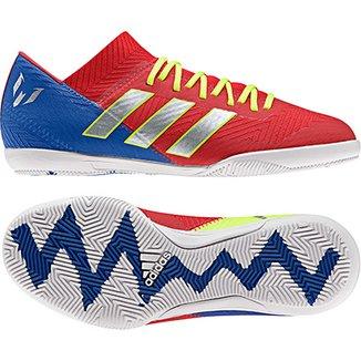 fec4c56052 Chuteira Futsal Infantil Adidas Nemeziz Messi 18 3 IN