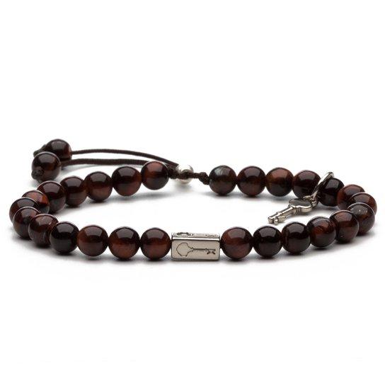 Pulseira Key Design - LINCOLN RED - Compre Agora   Zattini 328b4577b7