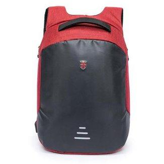 14544dd911e7 Mochila Oh My Bag swissport Antifurto