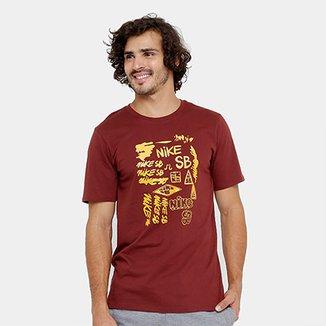 Camiseta Nike SB Tee Tc Art Masculina b992d649577
