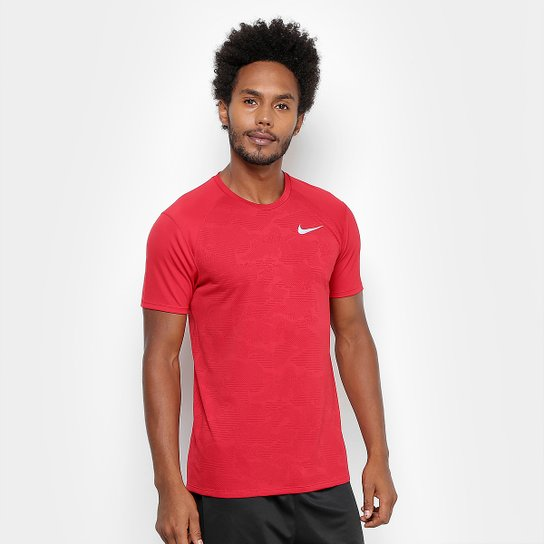 Camiseta Nike Breathe Miler Ss Nv Masculina - Compre Agora  9be8e09c7ae0f