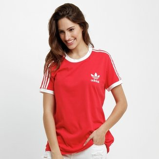 11af30cd5a Camiseta Adidas 3 Stripes