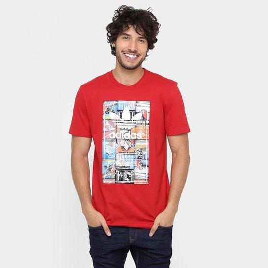 242ea5e3150 Camiseta Adidas Bts Tongue Label - Compre Agora