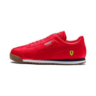 31063180c78 ... Tênis Couro Puma Ferrari Roma Masculino. Passe o mouse para ver o Zoom