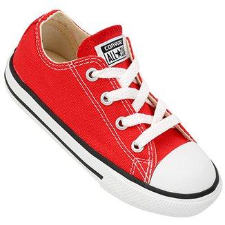 820706a3c4713 Tênis Infantil Converse Chuck Taylor All Star Baby
