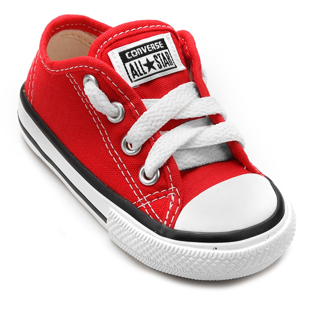 3d2061d53a6 Tênis Infantil Converse All Star Chuck Taylor Border Baby