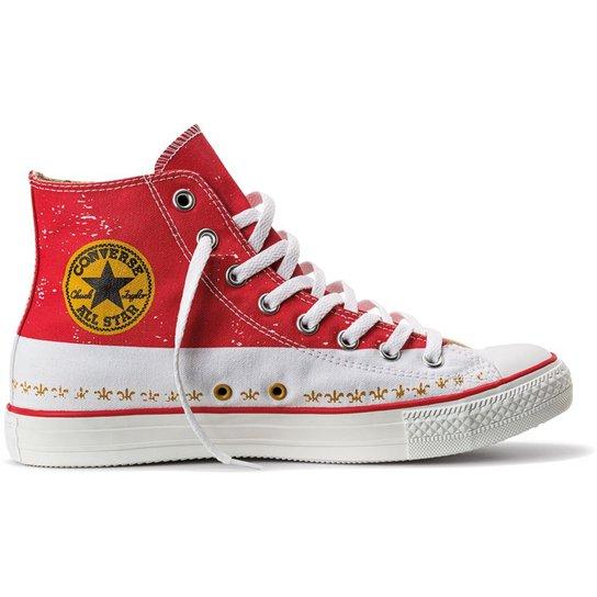 71809fc78b Tênis Converse All Star Ct As Hi Andy Warhol - Compre Agora