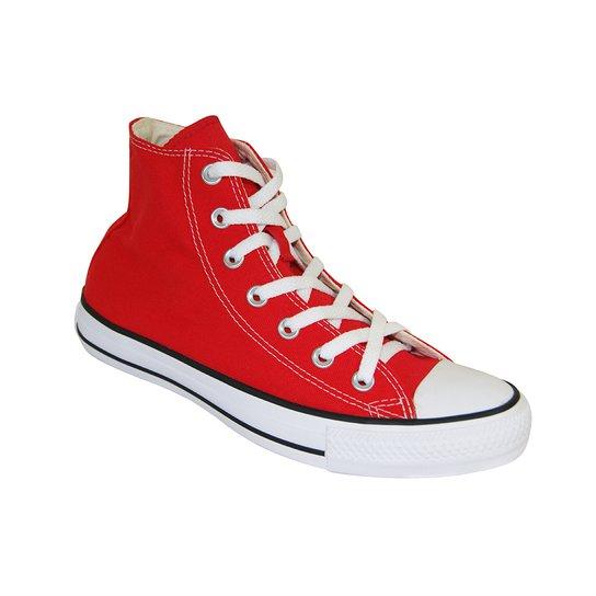 74dda2b3575 Tênis Converse All Star Cano Alto - Vermelho - Compre Agora