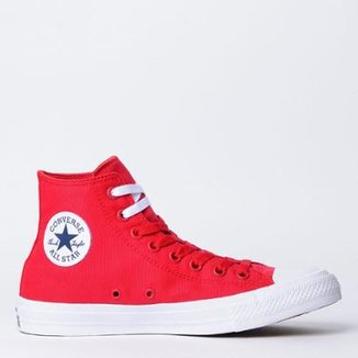 202272ad438 Tênis Converse All Star Chuck Taylor II Hi