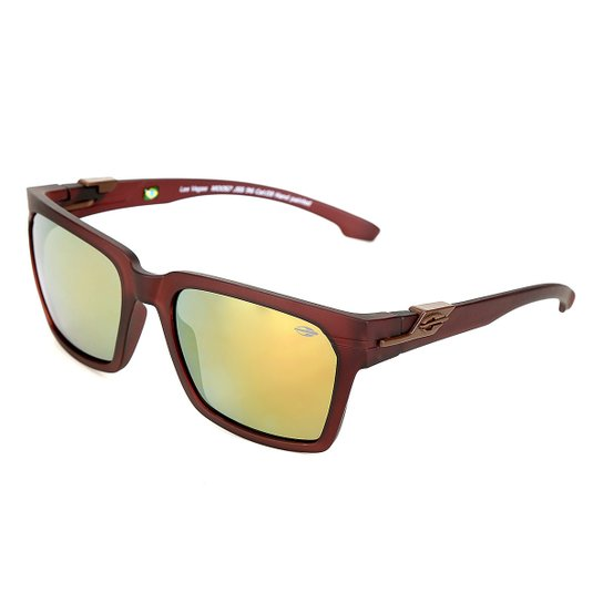 e6e7f8aa4 Óculos de Sol Mormaii M0057J5596 Las Vegas Masculino - Vermelho ...