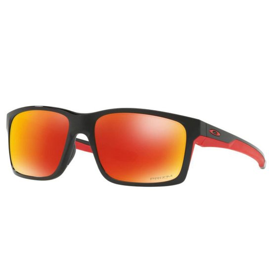 Óculos Oakley Mainlink Polished Prizm Ruby Polarizado Masculino - Vermelho 88e617729c