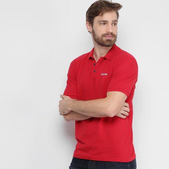 36a5a8864 Camisa Polo Calvin Klein Piquet Masculina - Compre Agora | Zattini