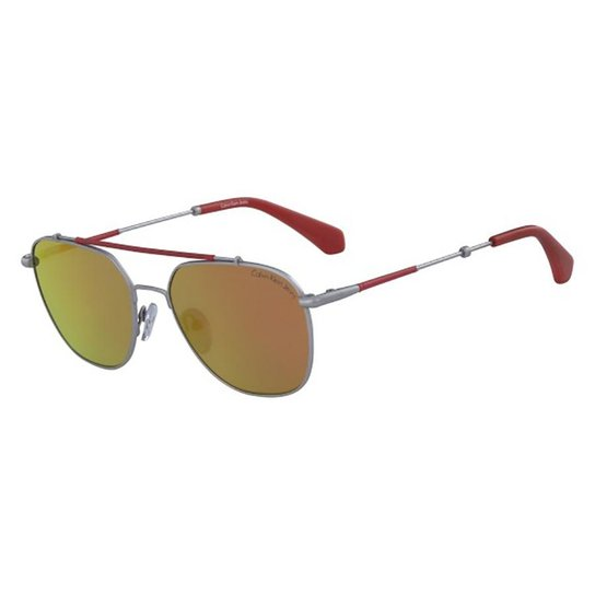 d34dd9d86c82a Óculos de Sol Calvin Klein Jeans CKJ165S 020 53 - Compre Agora   Zattini