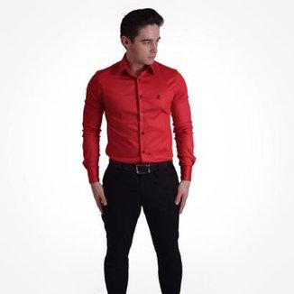 09ca1c0cd2 Camisa Horus Social Super Slim